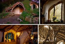 Earthship ideas / by Christi Wright