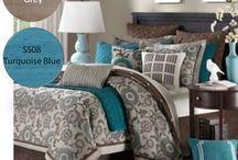 Master bedroom ideas / by Monica Munguia