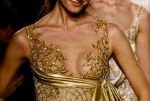 Golden Glam Chic / Fashion