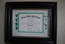 graduation / by Judy Zamora