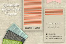Business Card Ideas / by PaperVine