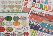 Crafties / Washi tapes
