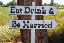 Wedding Decor / Wedding decor items, made by members of the Etsy Wedding Team.