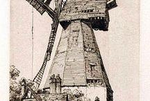 мельницы
