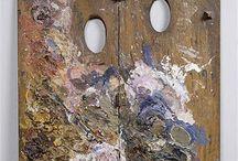 Artist palette's