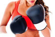 punching  bag cardio