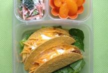 Lunch box ideas / by Amy Cribbins