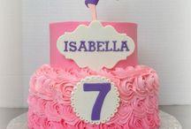 Gracelyn's 3rd birthday