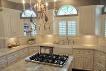 Kitchen Ideas / by Susanne Gleaton