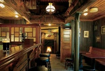 Irish Pub / Interior