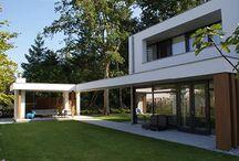 Mooie huizen / Mooie en praktische architectuur