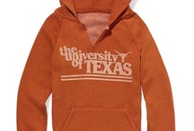I bleed orange + white.  Hook 'Em! / Everything University of Texas! #Longhorns  / by Mommypalooza