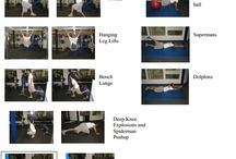 Equipment-free exercise / All you need is motivation! / by UK Health & Wellness