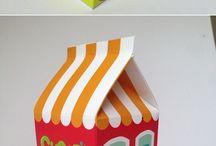 Kids design packaging