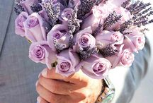 Glamour Wedding lila/white / Pregatiri si inspiratie pentru nunta in tonuri de lila, mov, alb (tonuri pastel)