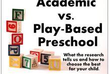Play based education/ delayed eduxation