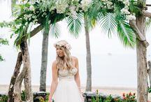 Fiji dream wedding