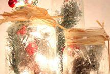 Holiday Themed Decor