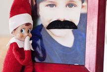 Jul i barnehagen