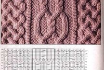 osmičkové vzory