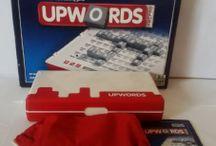 Upwords Board Game
