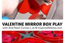 DIY mirror box
