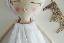 hand made dolls
