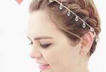 crafty | head/hair accessories