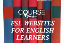Learning English / Resources, information and infographics to learn English