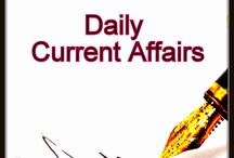Current Affairs Daily Updates 26 September 2016