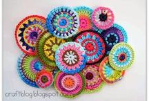 Crochet - circles
