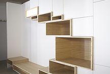 Muebles que ahorran espacio