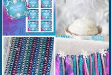 {Inspiration} Frozen Party / Find your inspiration for your Frozen party here!