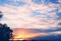 Sunsets / Sky / Clouds