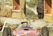 The Shark Nose / Iconic Ferrari in the 60's