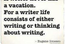 write to live / aspiring to inspire