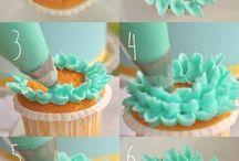 süti és torta díszítés