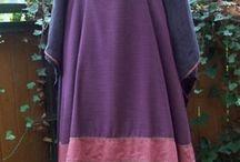 suknia sredniowieczna