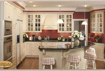 Understated Charm - Showplace Cabinets / Savannah and Washington Door Styles