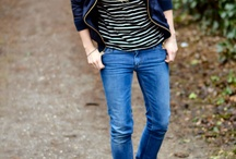 "Fashion&Style: Stripes / by ""Outfit Ideas, by Chicisimo"" Fashion iPhone App"
