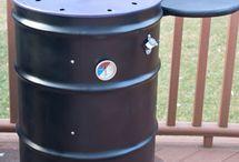 Drum Smoker