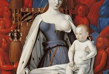 Jean Fouquet ~ Gênios da pintura ~ Estilo Gótico