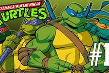 Retro Now|Teenage Mutant Ninja Turtles:Turtles in Time Stage#1|HD