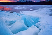 Ice/snow landscapes
