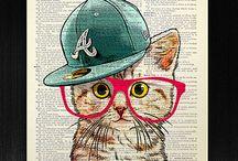 Cats illustr