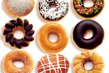 Doughnuts - varieties at our locations / These are the doughnut varieties you can find at our locations - some are limited time offers.