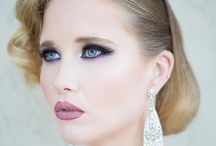 Bridal Makeup and Hair by Veeutiful / Makeup,photography by me  costumes and retouch by me