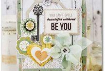 Cards: Melissa Phillips | Papertrey Ink / by SkeeterBee Goods