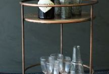 Drinks trolley / Drinks tra