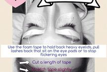 lashes - tips
